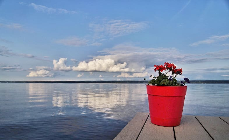 Cayuga Lake Vacation- Whole House - Romulus - Casa