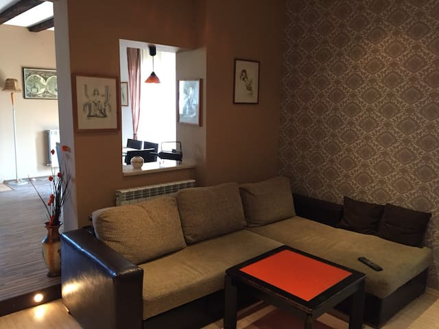 Cozy apartment in the city centre - Płowdiw - Apartament