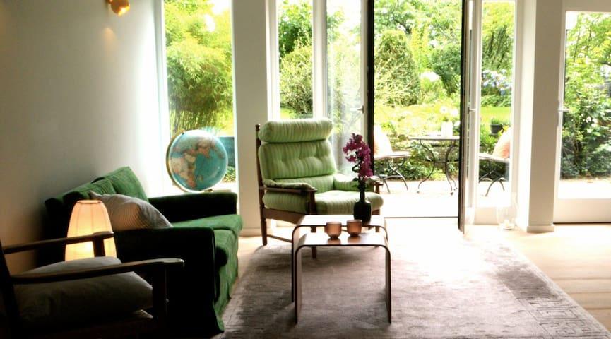 Ferienwohnung in Villa Theodor - Egestorf - Apartment