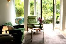 Ferienwohnung in Villa Theodor