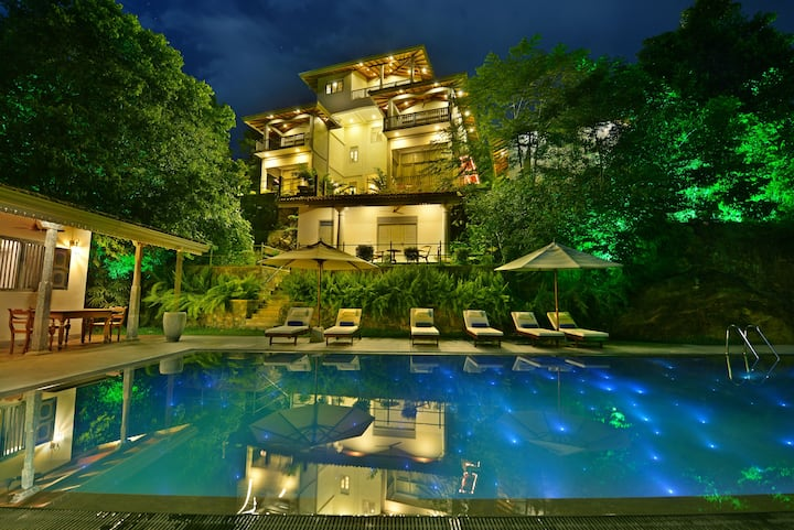 Horizon Hilltop Villa Unawatuna GS2