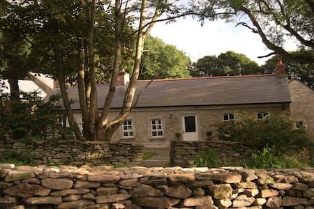 The Avish Cottage: 18th-century Irish farmhouse