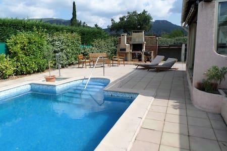 chambre au paradis - Roquebrune-sur-Argens