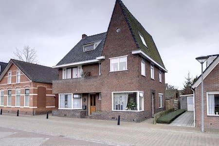 Woning op het mooie Hoogeland - Uithuizen - Hus