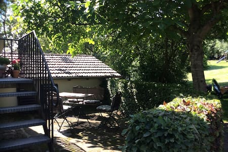 SCHMIEDE Ferienhof Weires / Eifel  - Apartment