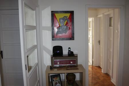 Cozy Lisbon rooms (green room) - Lisboa