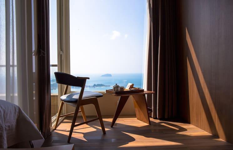 Ocean View, On Jiufen Old Street, Balcony Room A