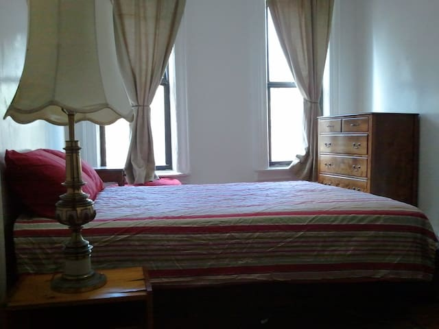 1 Pvt. Room in Upper West Manhattan