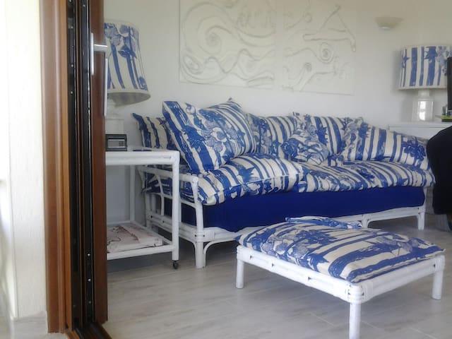 Punta Bados apartment on the sea - Golfo Aranci - Apartemen