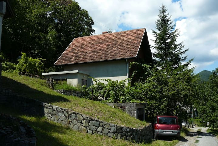 House in nature park Papuk - Velika - Rumah