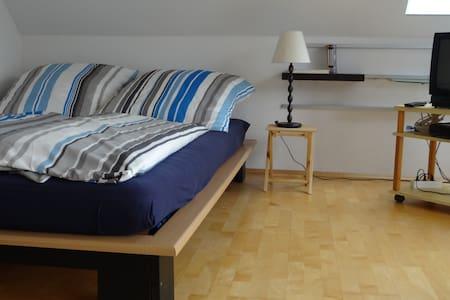 """""""Wilder Wein"""" Apartment,  ruhig,hell,gemütlich... - Schwäbisch Gmünd - Wohnung"""