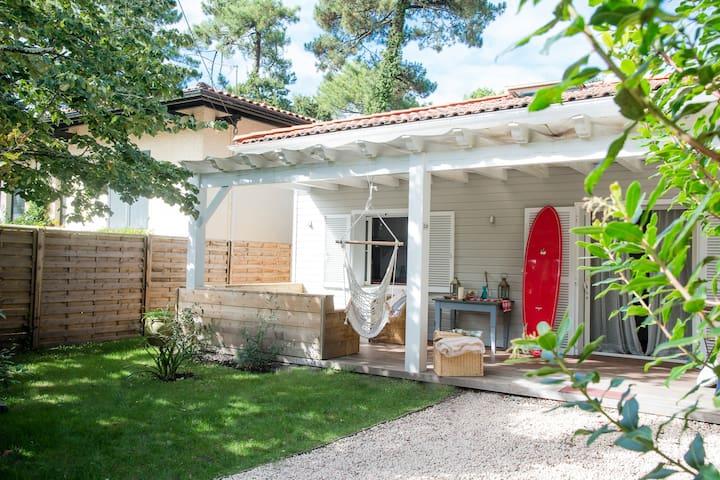 Luxurious architect cabin - Soorts-Hossegor - Maison