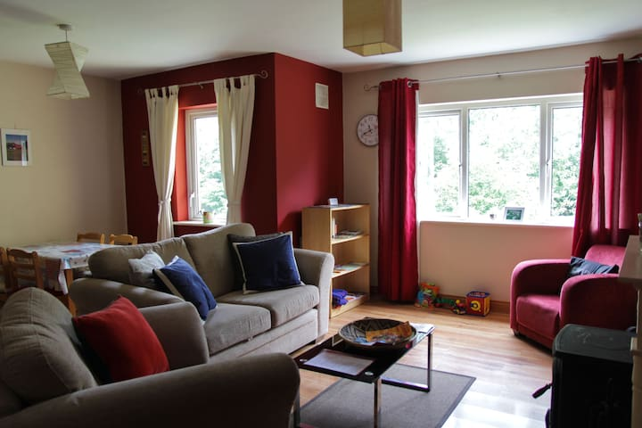 Cosy Two Bedroom Apartment - Ennis - Departamento