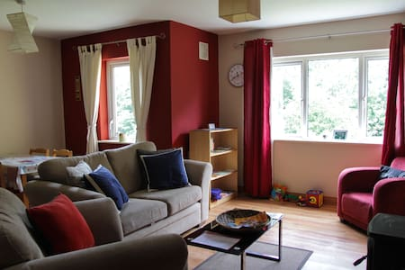 Cosy Two Bedroom Apartment - Ennis