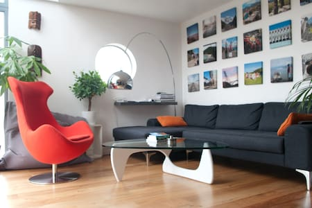 Superb Quayside Penthouse Newcastle - Apartment