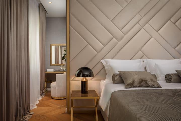 Five elements luxury room 1