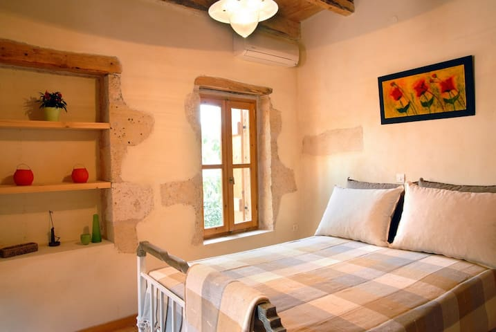 MOURIA traditional studio Crete - Vafes, Chania - Apartment