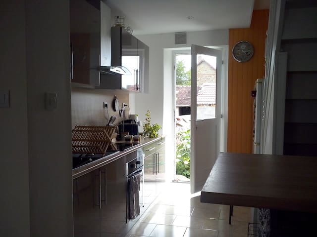 Petite maison près du centre ville - Nogent-sur-Seine - Дом
