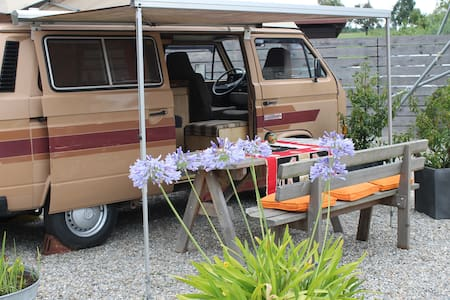 VW-Bus Camper T3 - Birwinken