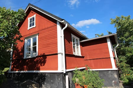 Genuine Swedish cottage - Södertälje - Cabana