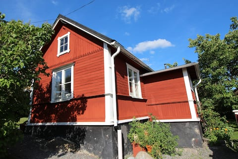 Genuine Swedish cottage