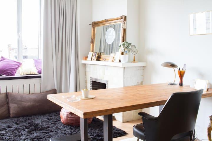 Trendy appartment with view - 安特衛普(Antwerp) - 公寓