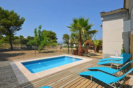 Holidays home in Alcudia Mallorca - アルクディア