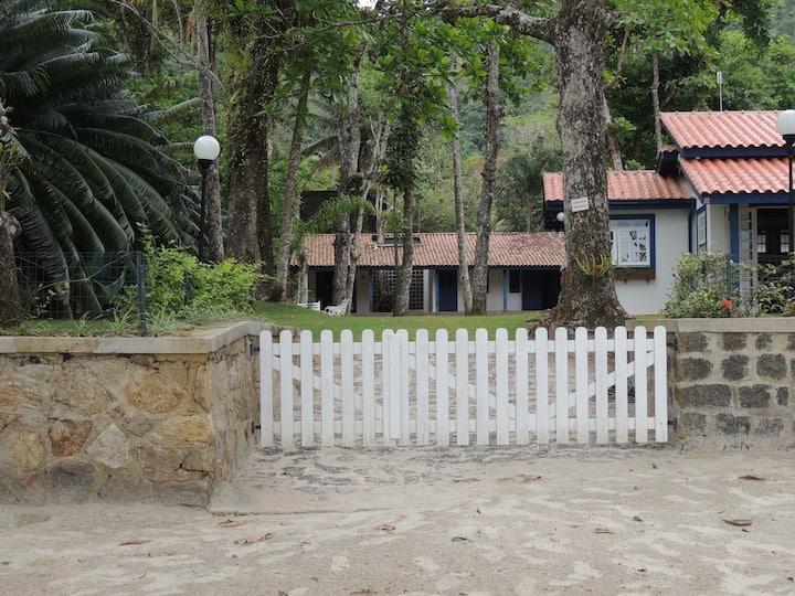 Praia da Fortaleza  - Pé na Areia