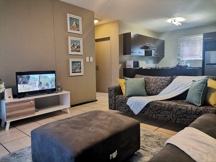 Exclusive Full Access to a 1 bed apartment