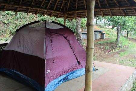 The Pear County - Couple Tent - Kodaikanal