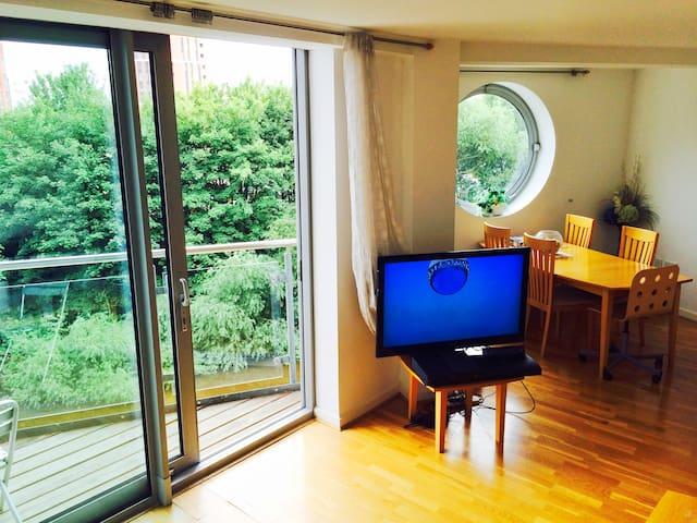 City Centre Apartment (Room) - Leeds - Daire