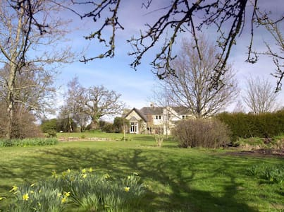 B&B in award-winning country house - South Ayrshire