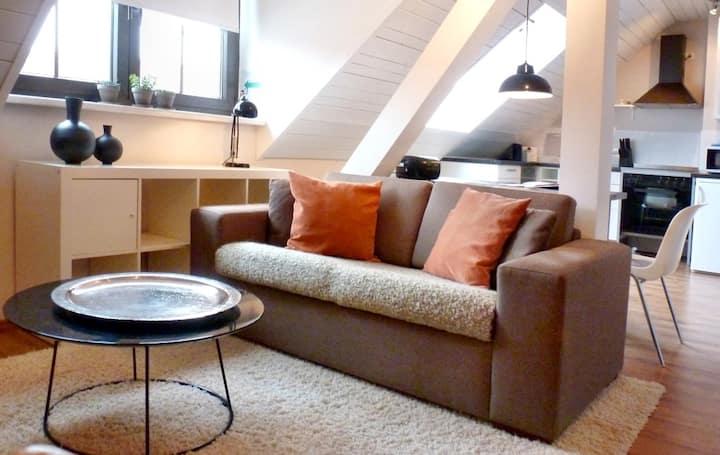 The Hidden Home, Appartement 4