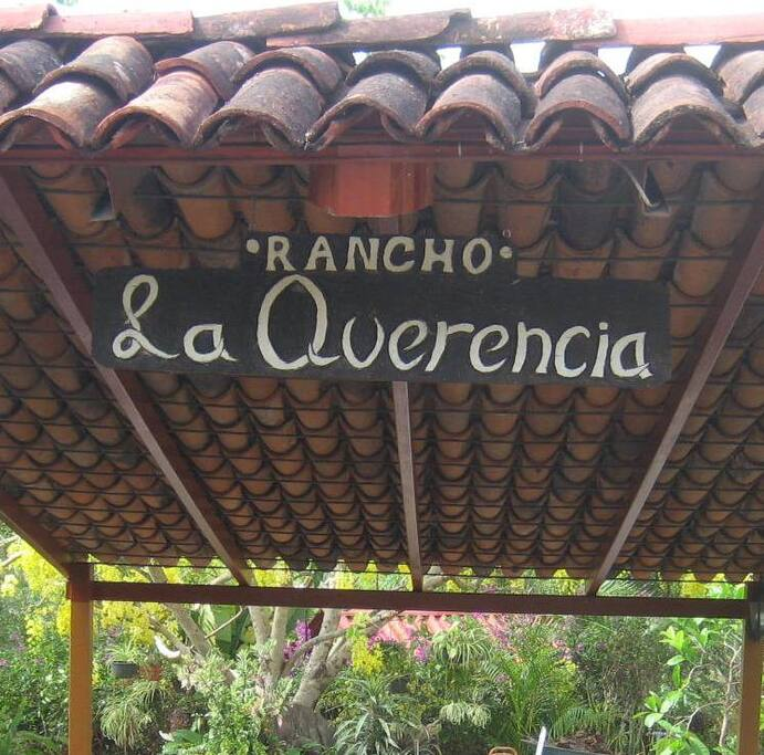Entrance to Rancho