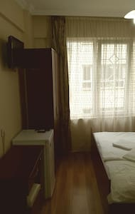 Private Double Room With Kitchen
