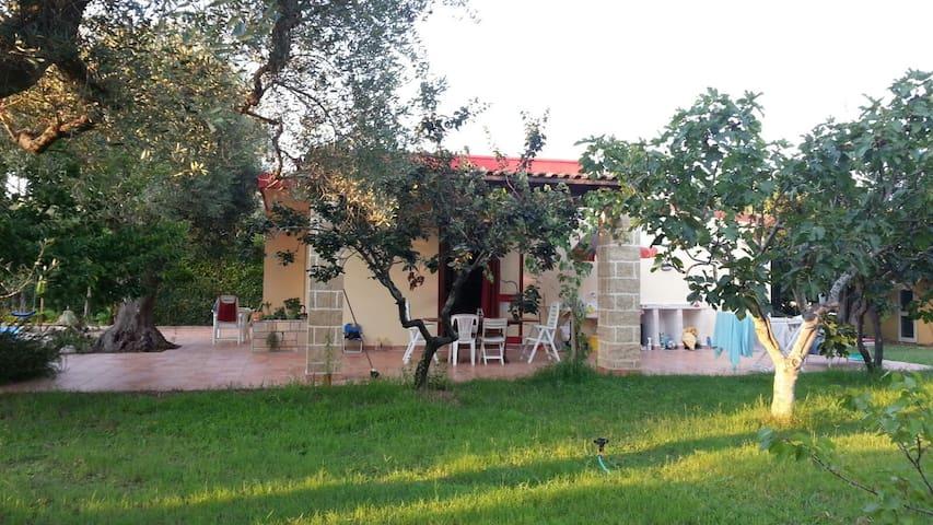 Country house in Salento Lecce - Monteroni di Lecce - House