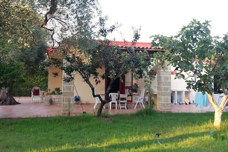 Country house in Salento Lecce - Monteroni di Lecce - Casa