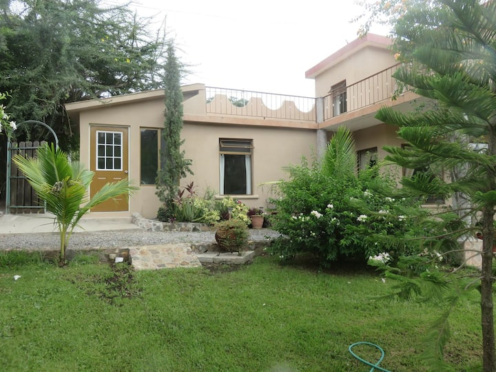 Private apartment beside landscaped gardens