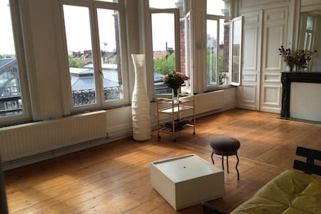 Beautiful Flat 90m² in Wazemmes