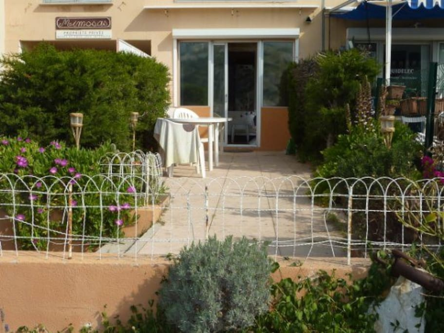 Appartement jardin ile du frioul appartements louer for Salon de jardin ile de france