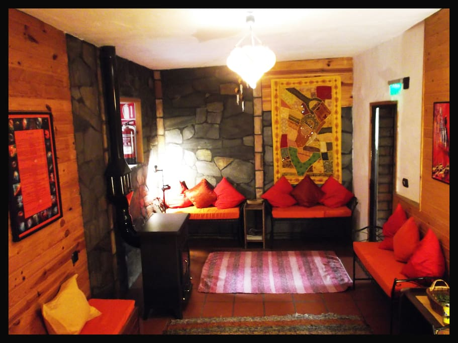 Comunal living room