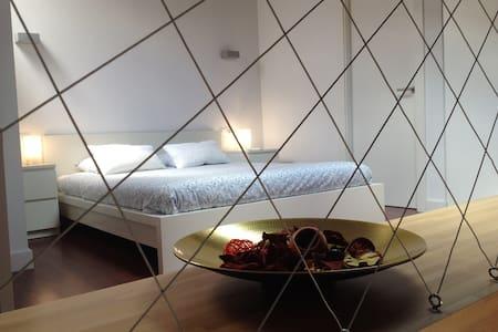 Modern loft, 75 m2 in Girona center - Girona - Loft