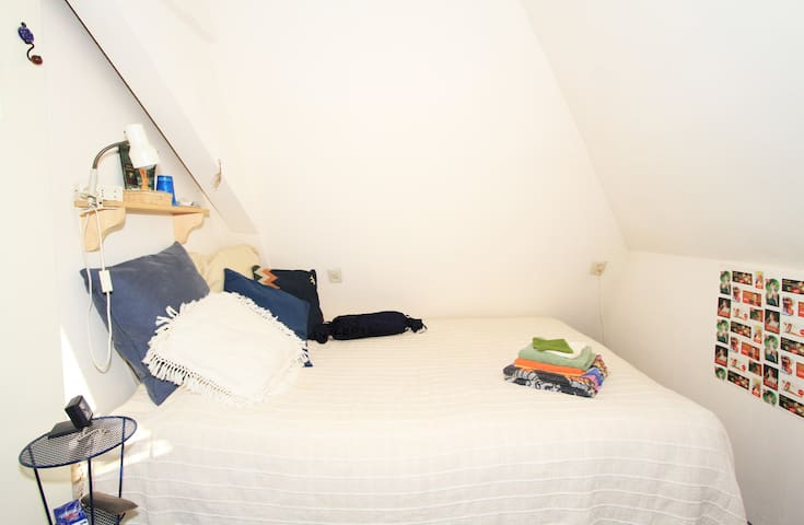 Cozy room, City center Haarlem - Haarlem - Huis