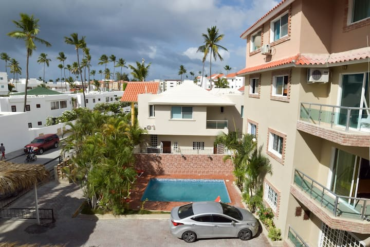 Lovely Apartment on los Corales close to the beach