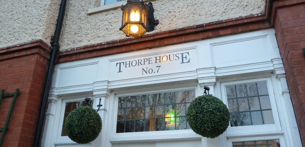 Thorpe House Bed and Breakfast - Woodthorpe