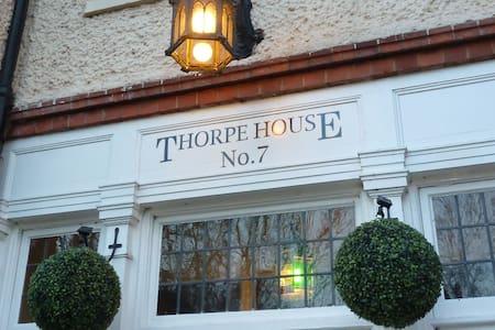 Thorpe House Bed and Breakfast - Woodthorpe - Bed & Breakfast