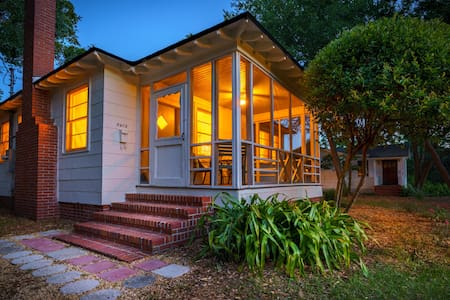 Stylish Historic Bungalow with Cozy Front Porch