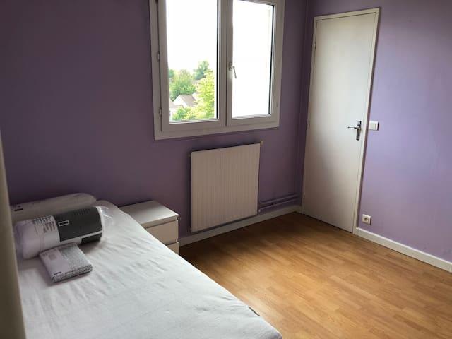 Chambre disponible dans colocation étudiante (3)