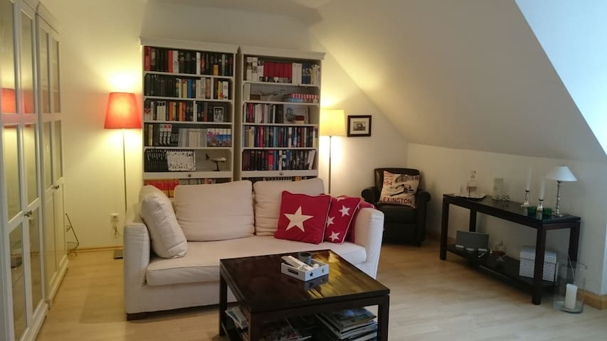 cozy/stylish apartment in Schwabing