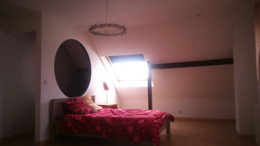 Chambre 31m² Emmerin - Emmerin - House
